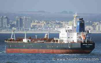 Hereford security firm worker killed in oil tanker drone strike
