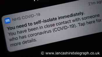 Update to NHS Covid-19 app will see change to self-isolation guidance