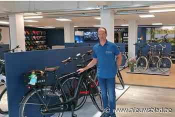 Dansschool omgetoverd in moderne fietswinkel (Nijlen) - Het Nieuwsblad