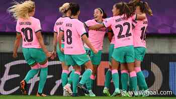 Female Barcelona players move into La Masia for first time