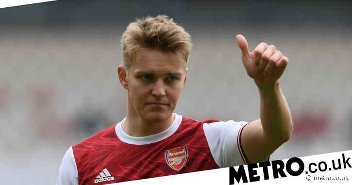 Real Madrid demand buyback clause from Arsenal in Martin Odegaard transfer