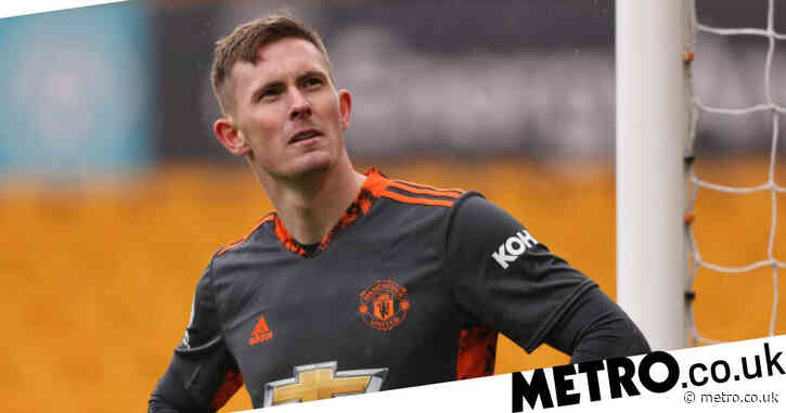 Dean Henderson suffering with 'prolonged fatigue' after contracting Covid-19 and will miss Manchester United's pre-season training camp