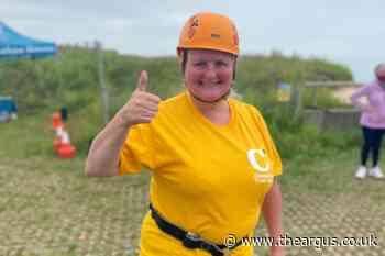 Fundraiser takes on 50 challenges for her 50th birthday