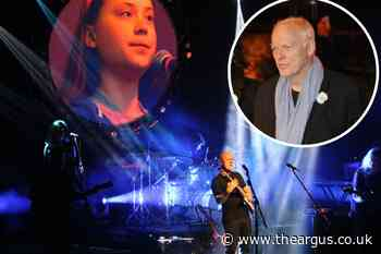 Tribute band to David Gilmore's Pink Floyd touring Sussex