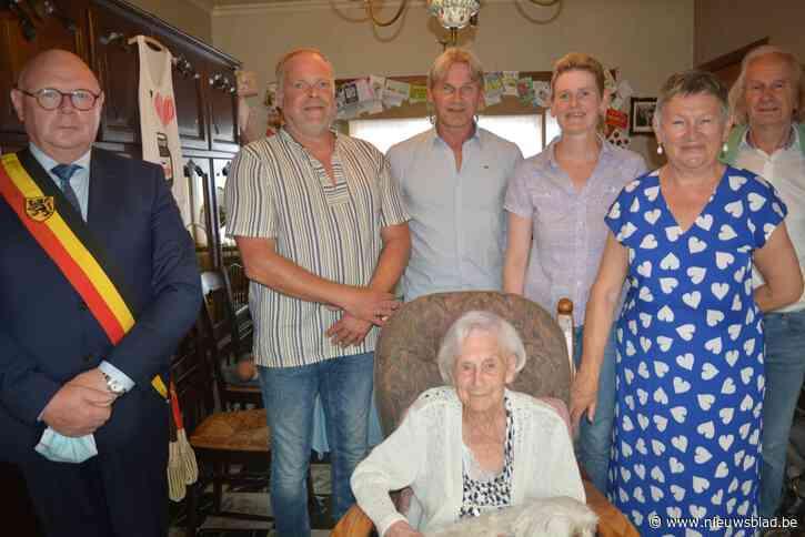 100-jarige Elza is een grote Nutella-fan