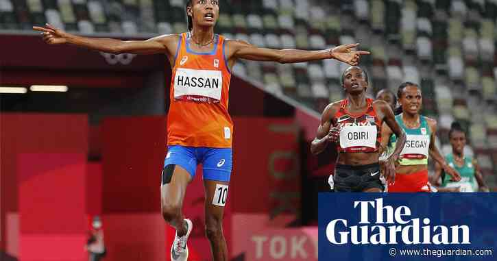Sifan Hassan destroys top-class 5,000m field in first leg of unique treble bid
