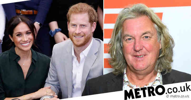 James May slams Price Harry and Meghan Markle for talking about their private lives