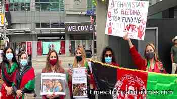 Canada: Pashtuns hold anti-Pakistan protest for sponsoring terrorism