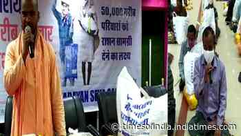Bhubaneswar organisation provides ration kits to blind families