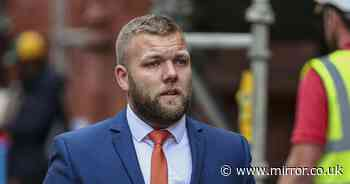 Police officer found guilty of assaulting man and boy, 15, during Covid lockdown