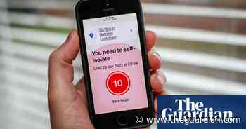 Ministers to update NHS Covid app to 'reduce disruption' - The Guardian