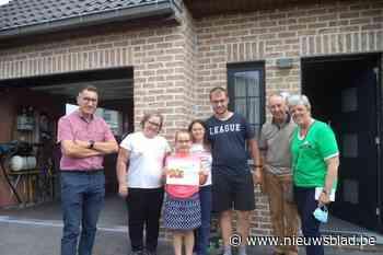 Familie Baeyens wint socialezekerheidswandeling