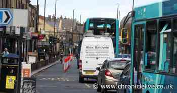 Gosforth High Street changes redesigned to tackle congestion