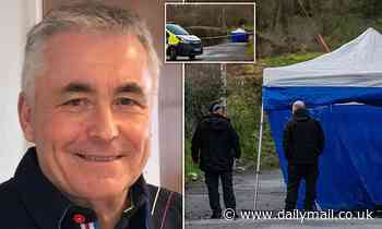 Man, 52, 'murdered love rival then set fire to car with victim's body to look like suicide'