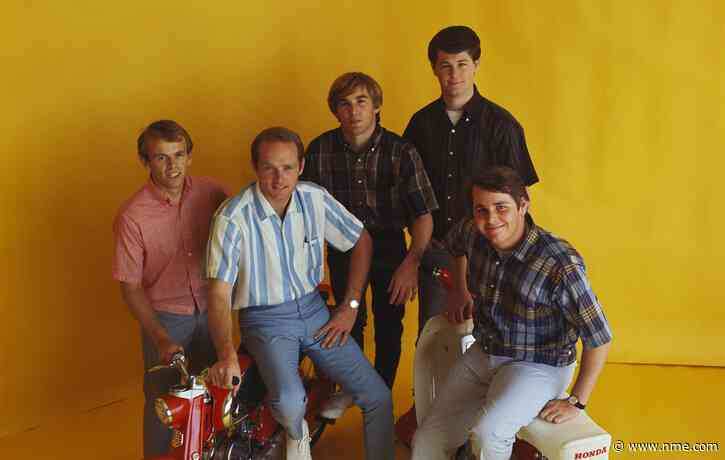 Listen to The Beach Boys' unreleased a capella version of 'Surf's Up'