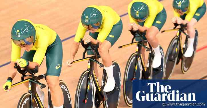 Difficult decade continues in Tokyo for Australia's Olympic track cyclists   Kieran Pender