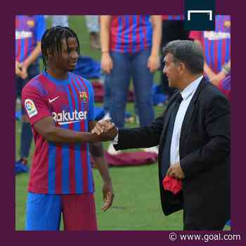 Barcelona's young superstars Fati & Ilaix hailed by Modise