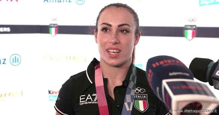 """Tokyo2020, Vanessa Ferrari dopo l'argento: """"Ci ho creduto fino alla fine. Futuro? Sicuramente non abbandonerò mai mondo della ginnastica"""""""