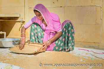 Scientists say women faced food insecurity during India's lockdown - Open Access Government
