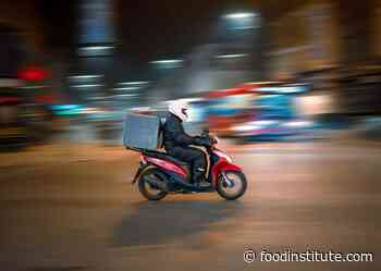 Is 10 Minutes the New Gold Standard for Food Delivery? - The Food Institute - Food Institute Blog