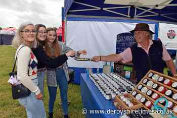 Great British Food Festival draws 7,500 visitors to Hardwick Hall - Derbyshire Times