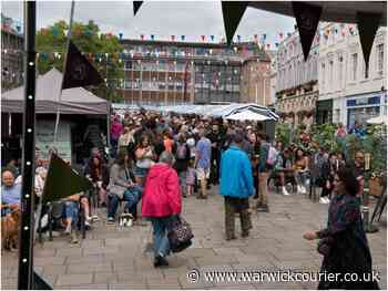 Large crowds flock to support first Warwick Food Festival since Covid-19 - Warwick Courier