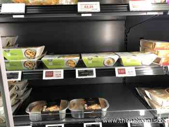 Brexit-fuelled food crisis deepens for Scots as shelves empty and price increases loom - The National