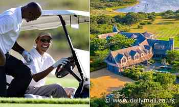Obama invites 500 people to 60th birthday party on Martha's Vineyard