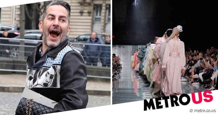 Marc Jacobs showed off facelift on Instagram as he doesn't 'want to live life with shame'