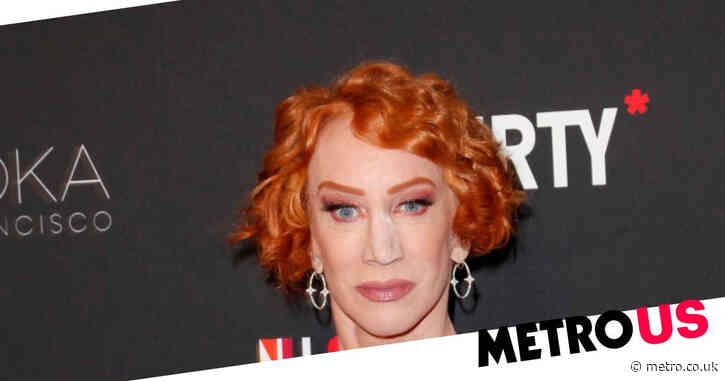 Amy Schumer, Lisa Kudrow and Laverne Cox lead celebrity support for Kathy Griffin as she reveals lung cancer diagnosis