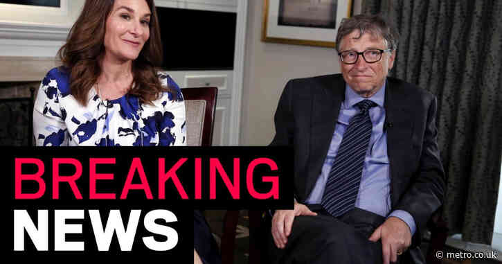Bill and Melinda Gates divorce official and she won't change her last name