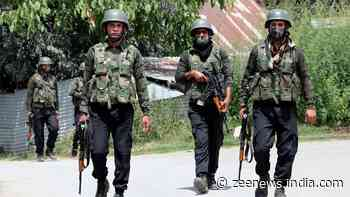 Lashkar terror module busted in Jammu and Kashmir`s Anantnag, 4 involved in developing IEDs arrested