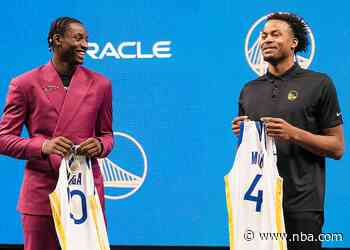 Warriors Announce 2021 Summer League Roster, Presented by Oracle   Golden State Warriors - Warriors.com