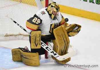Golden Knights Fleeced. Marc-Andre Fleury to Play for Blackhawks - Blackhawk Up