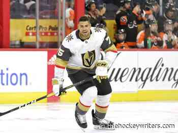 Golden Knights Have a Large Void to Fill After Reaves' Trade - The Hockey Writers