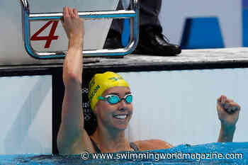 Olympics: Green And Golden Days Return To Tokyo's Pool of Dreams - Swimming World Magazine