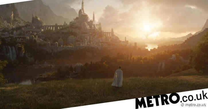 Lord Of The Rings TV series finally confirms release date alongside first look picture