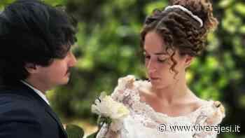 Maiolati: vetrine addobbate per l'anniversario del matrimonio di Gaspare Spontini e Celeste Erard - Vivere Jesi