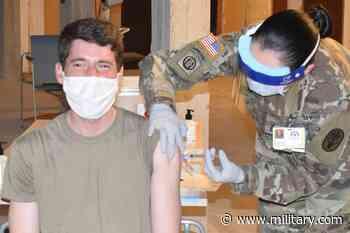 Bases Bring Back Mask Mandates as Coronavirus Variant Sweeps Through Unvaccinated Parts of America - Military.com