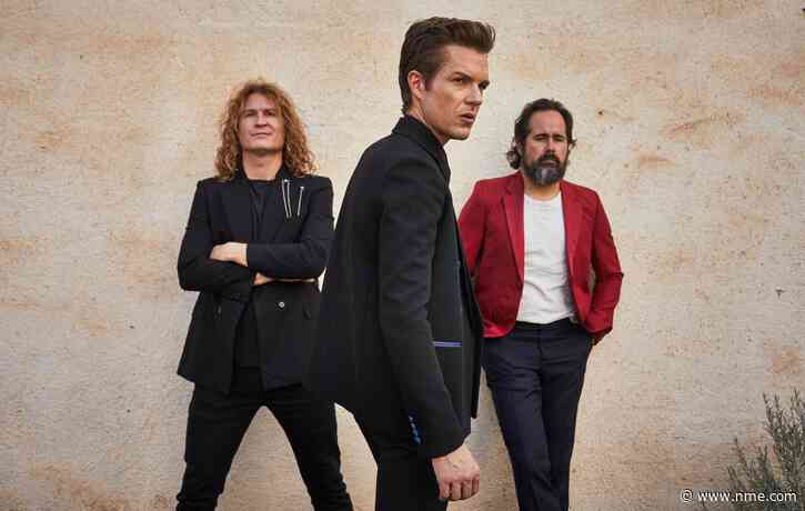 Listen to teaser of harmonica-filled new music from The Killers in new 'Pressure Machine' album trailer