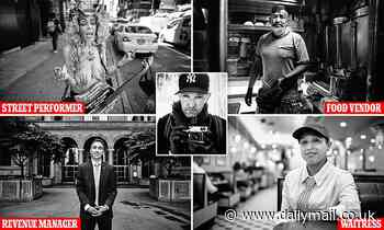 Covid US: New Yorkers tell their story of living through the pandemic