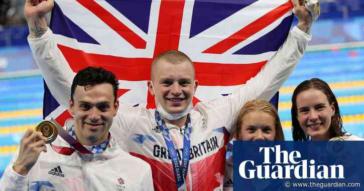 Team GB swimmers come home after most successful Olympics