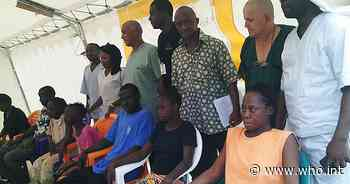 Guinea: Cured Ebola patients from Coyah Ebola Treatment Centre testify - World Health Organization