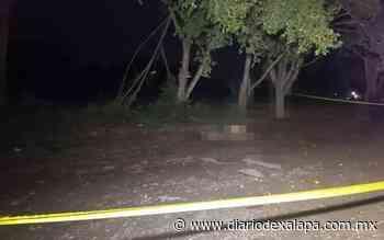 Arrojan bolsas con restos humanos en la carretera a San Rafael - Diario de Xalapa