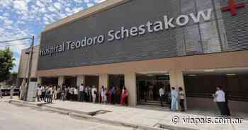 Cerró el albergue de la cooperadora del hospital Schestakow - Vía País