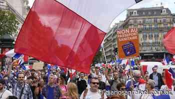Nuevas protestas en Francia contra el pasaporte sanitario - Diario San Rafael