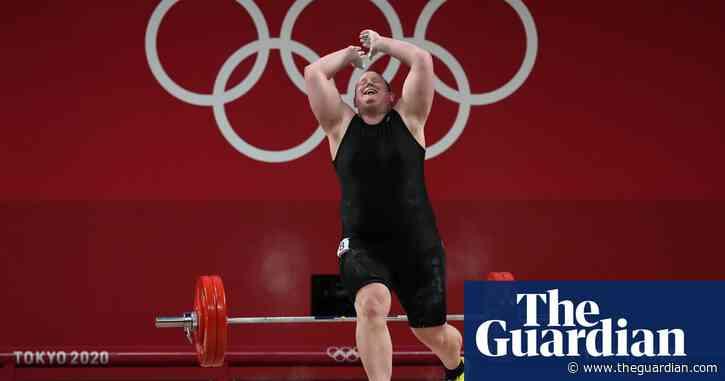 Laurel Hubbard's Olympic dream dies under world's gaze
