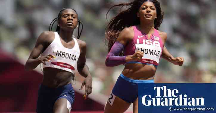 Masilingi and Mboma racing against Olympic elite and complex cruelty   Barney Ronay