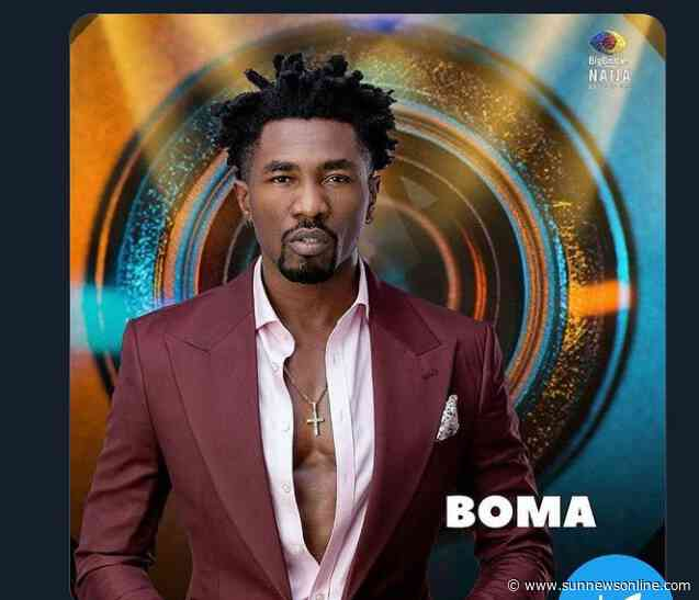 BBNaija S6: Boma Akpore emerges head of house for week 2