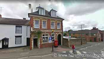 Herefordshire post office issues warning to customers